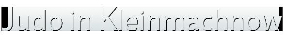Judo in Kleinmachnow Logo