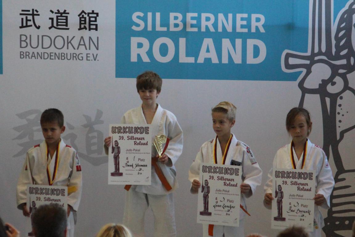 Silberner Roland 2014