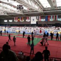 Beeindruckend schönes Judo