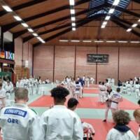 4 Medaillen in Belgien erkämpft