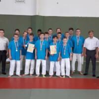 "Landesfinale ""JtfO"" im Judo"