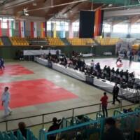 Cyrill kämpft bei der DEM U 21 in FFO