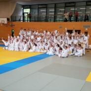 Freie Plätze beim Judo