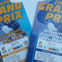 Judo Grand Prix Düsseldorf 2015